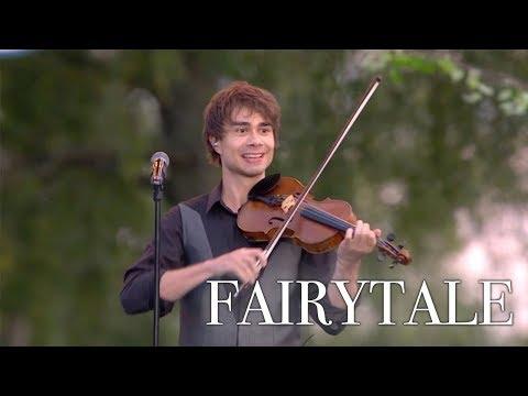 "Fairytale - Alexander Rybak Wins ""Best Song In Eurovision History"""