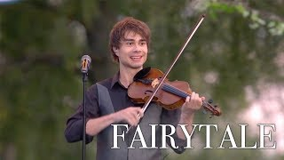 "Fairytale - Alexander Rybak wins ""Best song in Eurovision History"""
