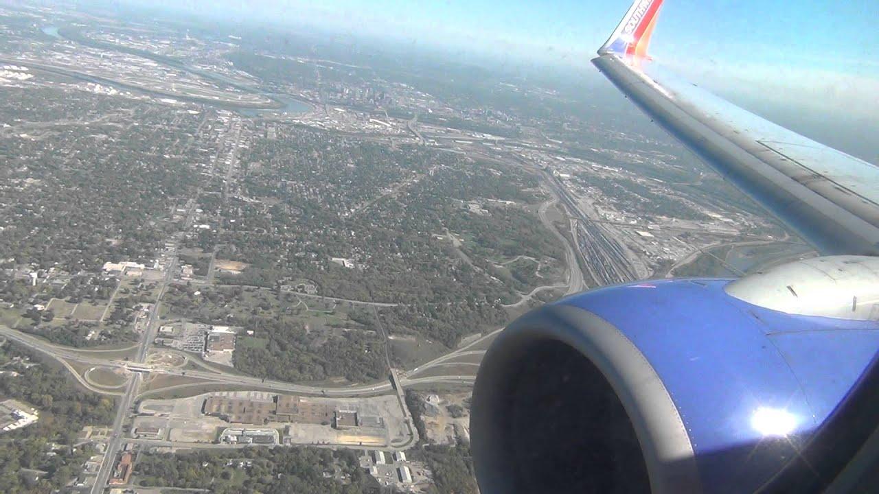 Southwest Airlines Kansas City Airport