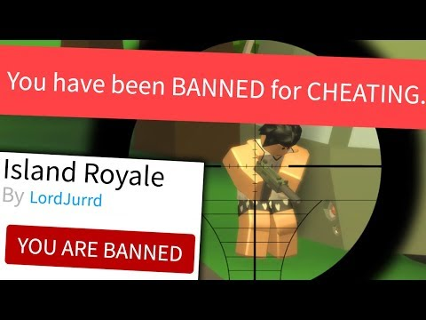 CHEATING IN ROBLOX FORTNITE