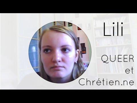Lili est queer et chrétien.ne