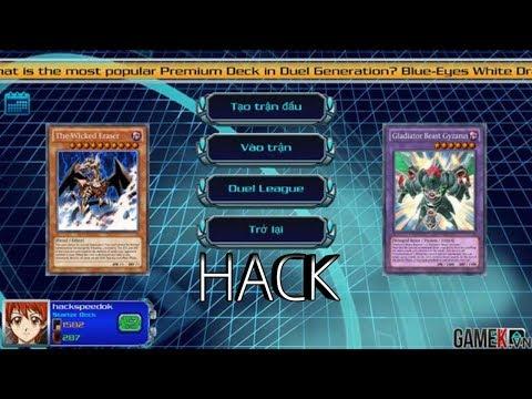 hack yugioh duel generation full card ios - HƯỚNG DẪN HACK YUGIOH! DUEL GENERATION TRÊN ANDROID   NO ROOT