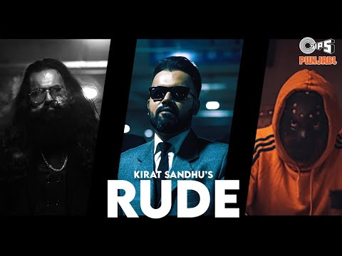RUDE : Kirat Sandhu (Official Video) | Lil Daku | Latest Punjabi Song 2021 | Tips Punjabi