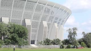 Kisfilm az új Puskás Ferenc Stadion koncepcióterve alapján