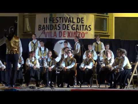 II Festival bandas de gaitas  -VILA DE XINZO