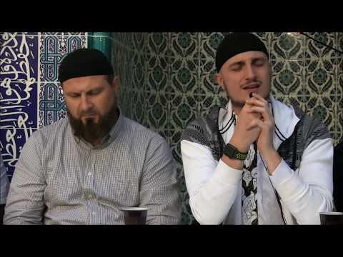 Hfz. Fatih Seferagić - Učenje Kur'ana u džematu Ikre
