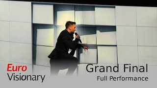 Sergey Lazarev - You Are The Only One (Russia) Final Eurovision 2016