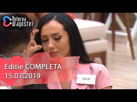 Puterea dragostei (15.07.2019) - Editie COMPLETA