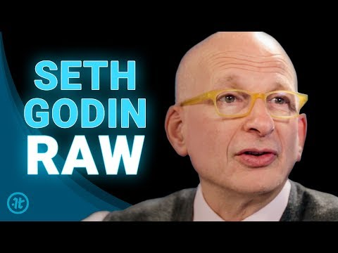 Seth Godin's Most Inspiring Speech on Fulfillment! | Raw Impact ...