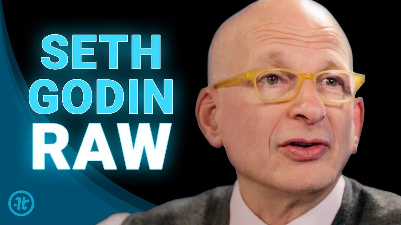 Seth Godin's Most Inspiring Speech on Fulfillment! | Raw Impact