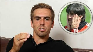 Philipp Lahm kritisiert den Führungsstil von Jogi Löw als einer der Gründe für das WM Debakel 2018
