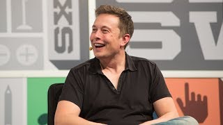 Elon Musk Amazing Interview At SXSW 2018