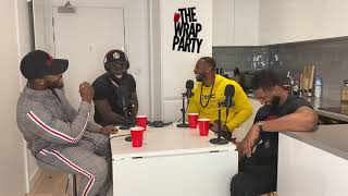 THE WRAP PARTY PODCAST EP  24 - WHATS THE BRO CODE WHEN IT COMES TO WOMEN?