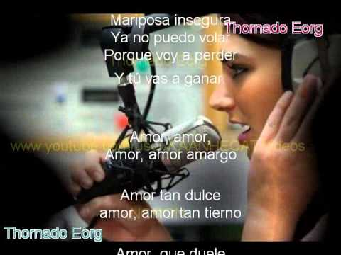 Peligroso Amor-Balada-Karaoke (Myriam Hernandez) 2015 Thornado