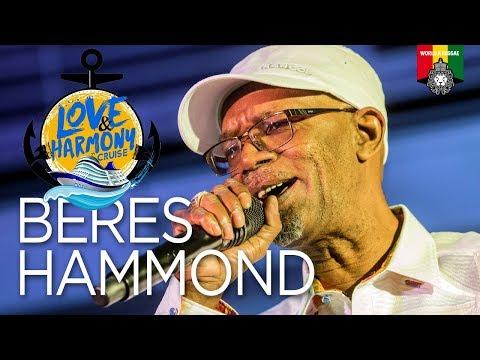 Beres Hammond Live at the Love & Harmony Cruise 2018