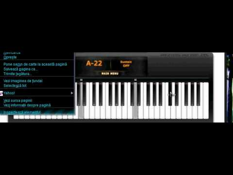 Love Story for Virtual Piano