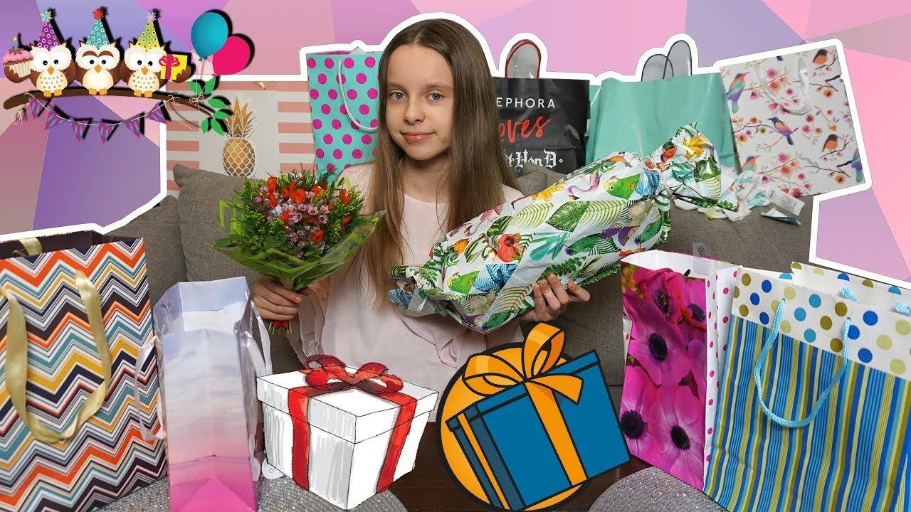 Urodziny Co Dostalam Na 12 Urodziny Amelie Prezenty