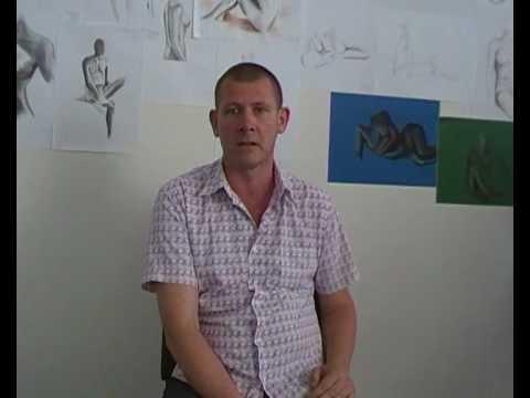 Im Interview Grunder Des Fashion Design Institutes Harald Thomas Youtube