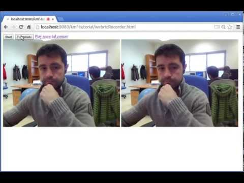 Kurento tutorial: recording a WebRTC session