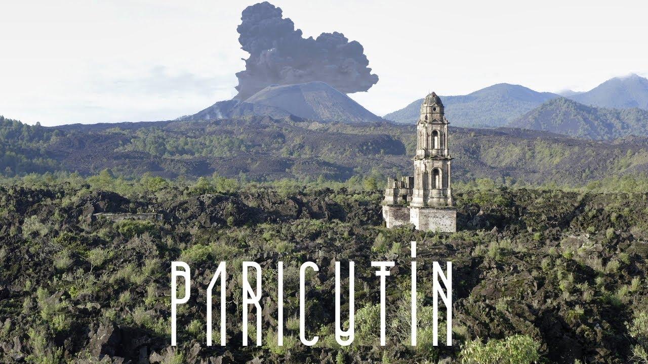Volcán Paricutín visto como nunca antes - YouTube