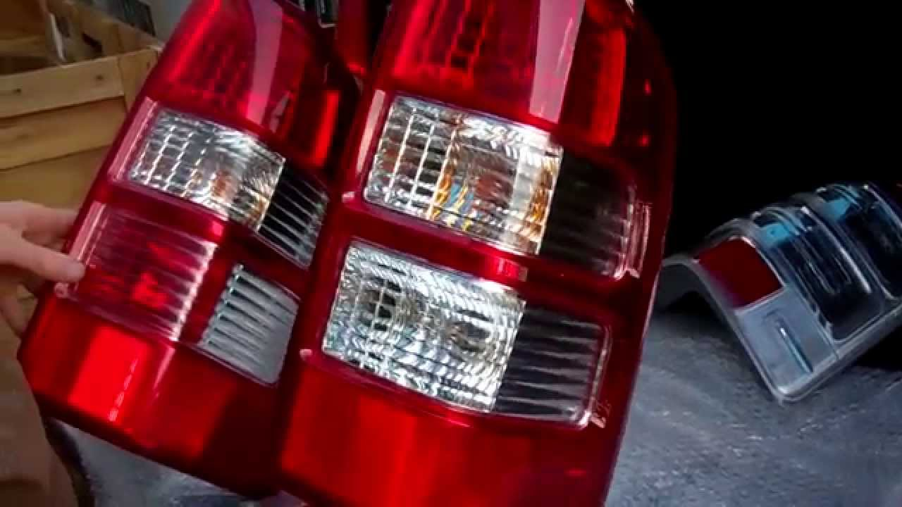 how to swap reverse fog light wiring connections on a ford ranger rear lamp [ 1280 x 720 Pixel ]
