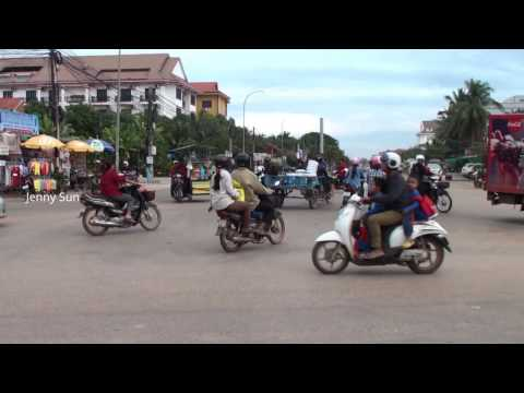 Asia Travel ,My Travel To Siem Reap, Cambodia(country)