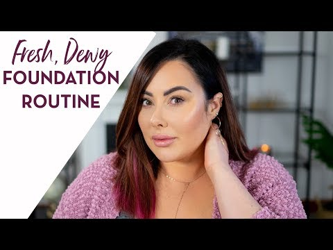 New Foundation Routine for 2019: Dewy and Fresh | Makeup Geek