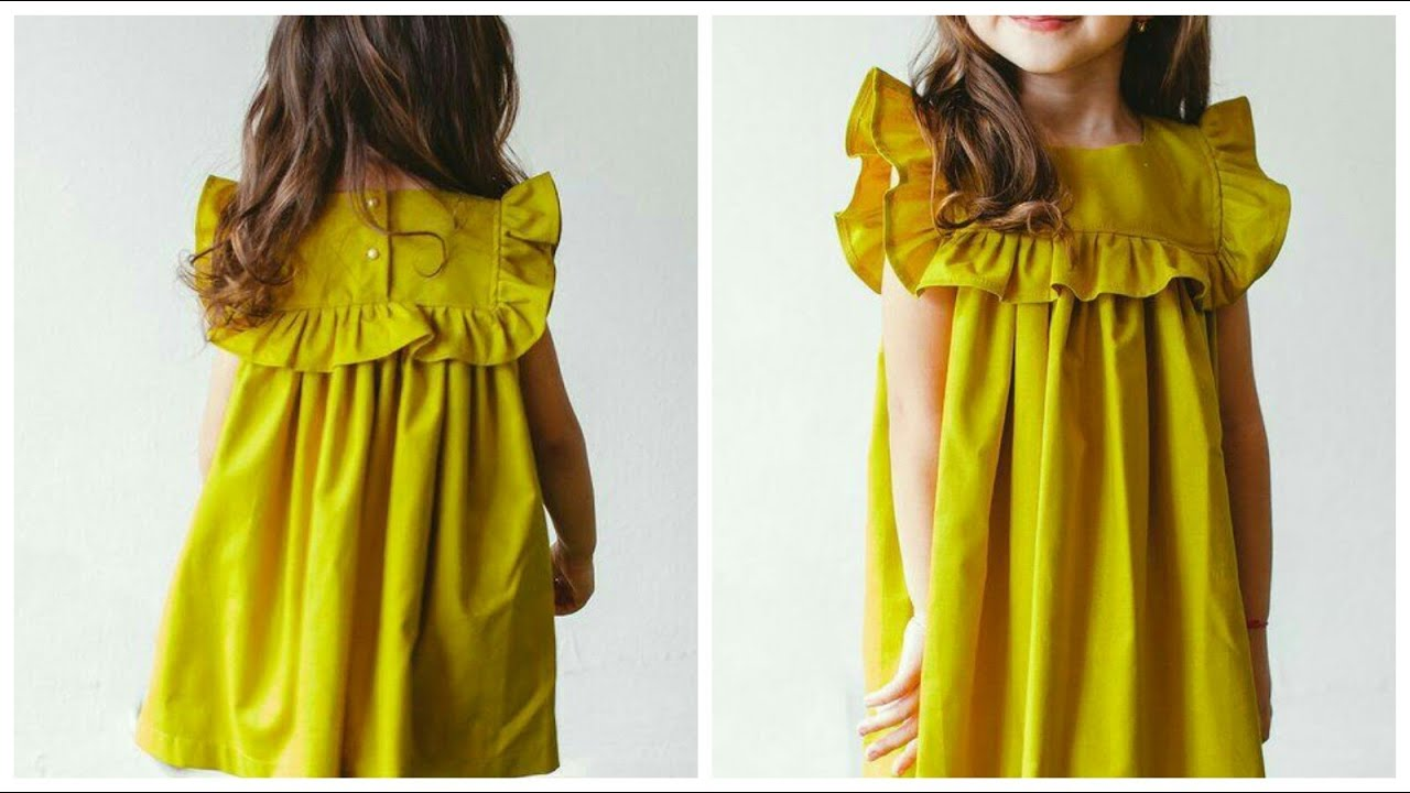 winter and summer baby frock
