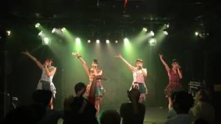 Parfait7曲目にあたるオリジナル楽曲『Step by Step!!』のライブ映像で...