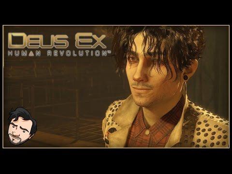Deus EX Mankind Divided - #3 - BARGANHAS CLANDESTINAS [Dublado PT-BR]