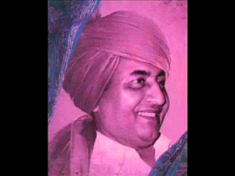 MOHAMMAD RAFI SINGING GURBANI♥