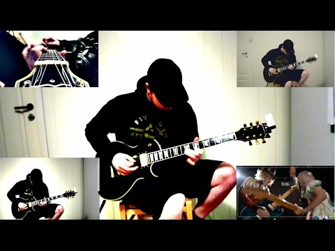 Ladybaby - Nippon Manju guitar cover (w/tabs)