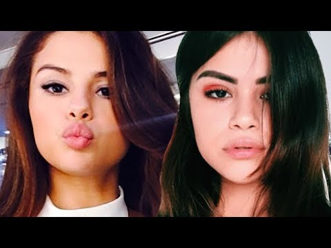 Selena Gomez Has A Look-Alike That Will Blow Your Mind