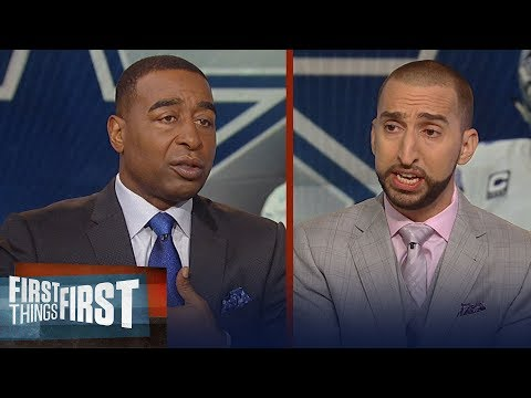 Cris and Nick react to Cowboys Week 3 loss to Seahawks | NFL | FIRST THINGS FIRST
