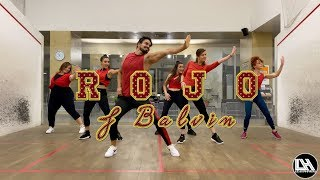 Rojo - J. Balvin by Lessier Herrera Zumba
