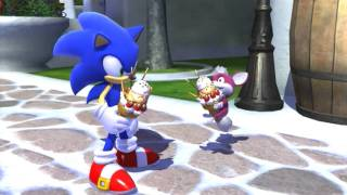 Sonic Unleashed - Part 1 (HD) [PS3]