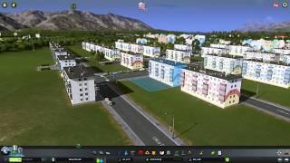 Kończenie blokowiska - Cities:Skylines S07E10