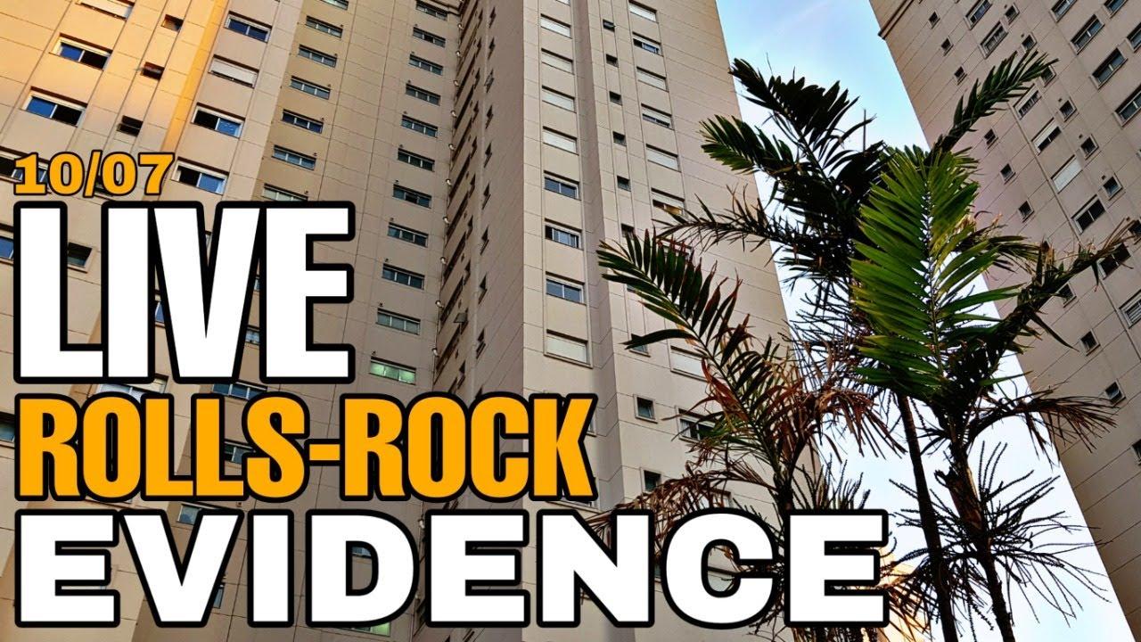 Live Rolls Rock - Condomínio Evidence