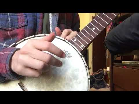 Two Basic Banjo Strums