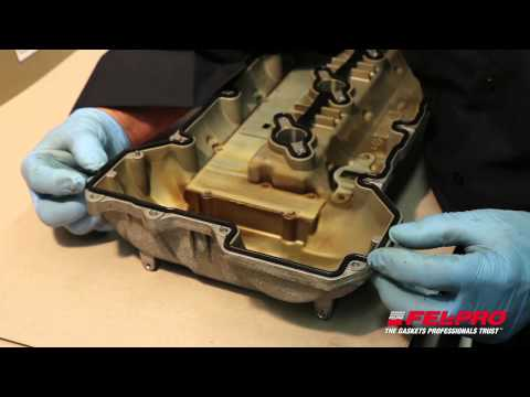 Press-in-Place VC Gasket Replacement (2007 Hyundai Azera)