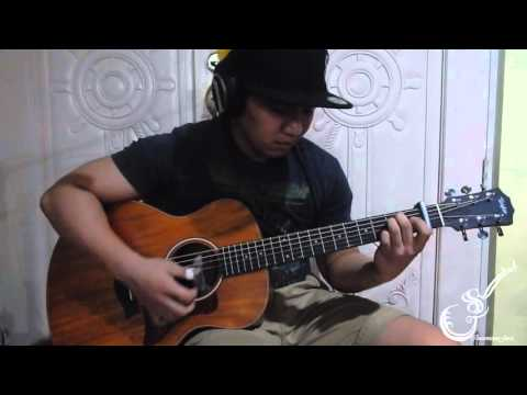 Writing's On the Wall - Sam Smith (Fingerstyle Cover) [] 007 SPECTRE Soundtrack