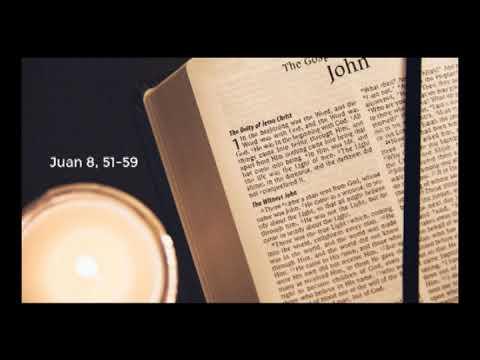 Evangelio del Día Jueves 2 de Abril -  San Juan 8, 51-59