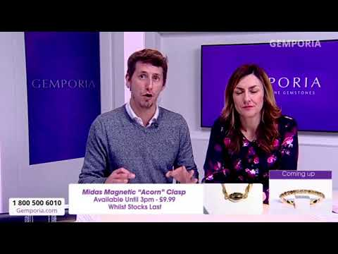 Gemporia Live Jewellery Auctions - US Stream