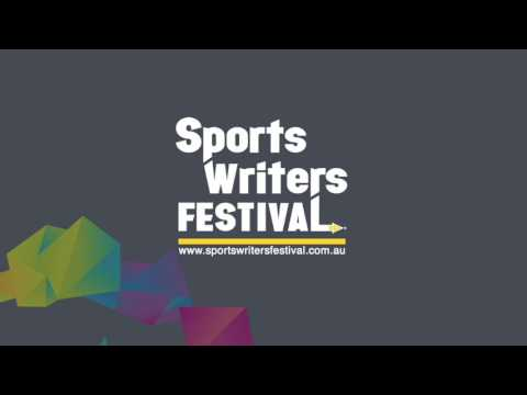 Session 3: AUSTRALIAN SPORTS WRITERS AS CELEBRITIES