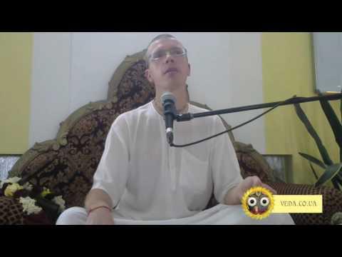 Бхагавад Гита 9.3 - Акшай Кришна прабху