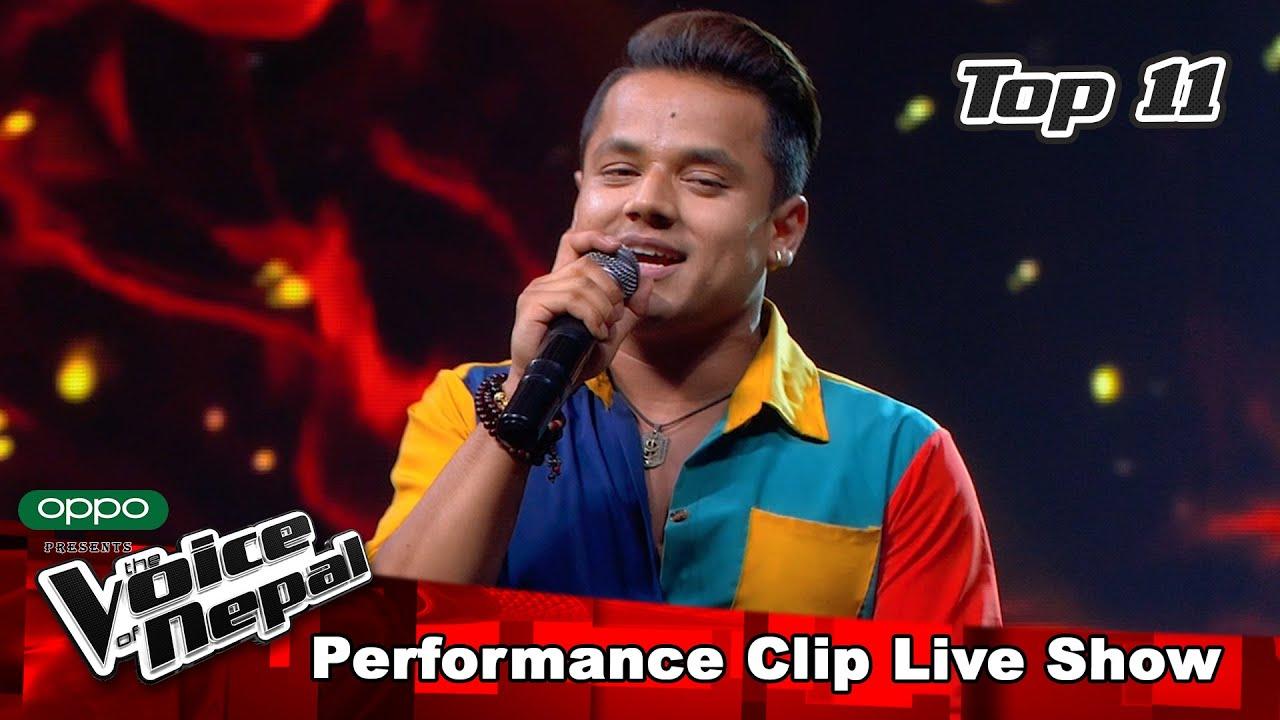 "Kiran Gajmer ""Bandhan Ko Chino|Syndicate|Pari Tyo Danda""|LIVE Show Performance|The Voice of Nepal S3"