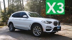 4K Review: 2018 BMW X3 Quick Drive | Consumer Reports