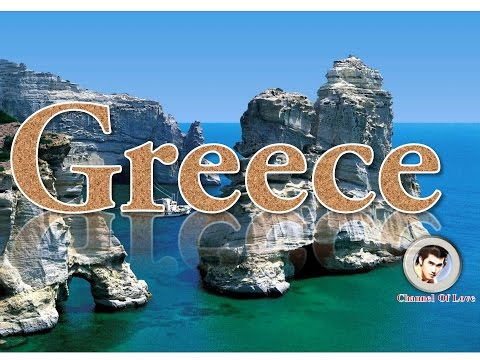 Traveling video in Greece | Beautiful places travel world or earth #021