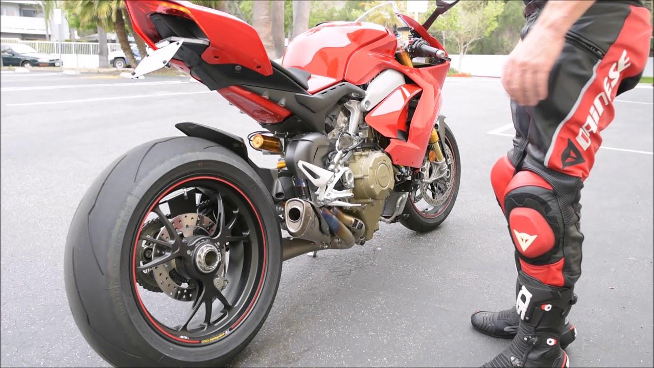 Full Akrapovic W/Wo Baffles - Ducati Forum