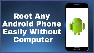 How to root any android phone without pc | one click root for android